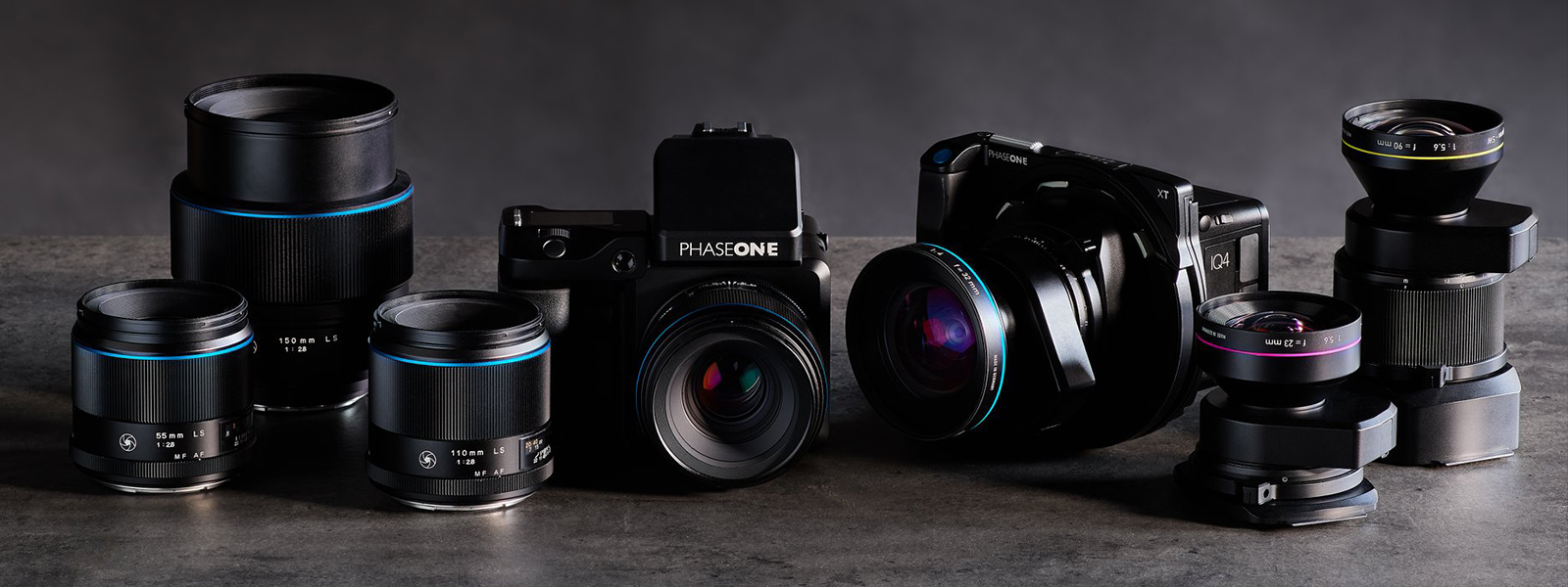Phase One is the world's leader in open-platform based medium format camera systems and professional photography software!